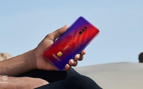 Oppo Reno 10x zoom FC Barcelona Edition é oficial