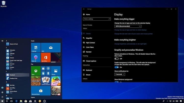 Versão de abril de 2018 do Windows 10vencerá em novembro deste ano.