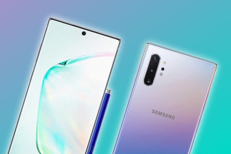 Smartphone Samsung Galxy Note 10