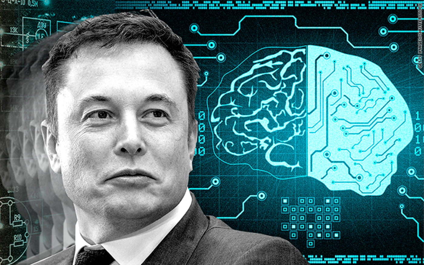 Elon Musk quer lançar em 2020 sensor que conecta cérebro humano a máquina