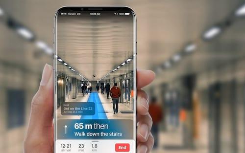 Sensor 3D ToF chegará à câmera traseira do iPhone em 2020