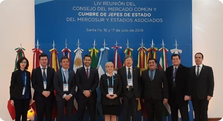 Quinquagésima quarta (54ª) Cúpula do bloco econômico Mercosul