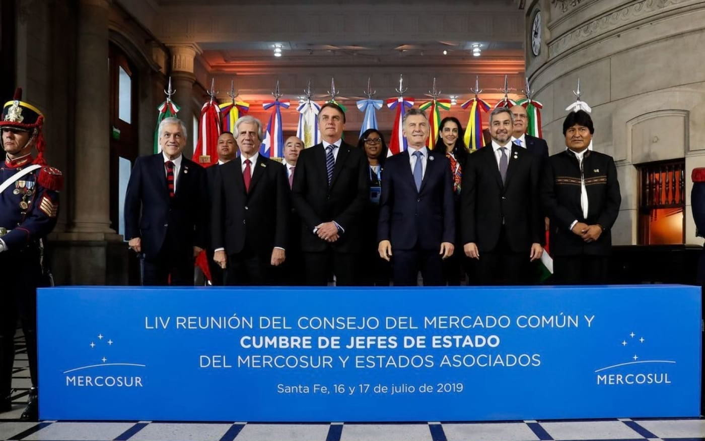 Assinado o acordo que termina com Roaming no Mercosul
