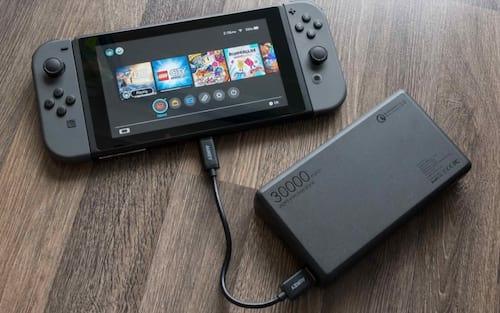 Nintendo atualiza silenciosamente o Switch com até 9 horas de duração da bateria