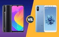 Diferenças entre o Xiaomi Mi A2 e o Xiaomi Mi A3
