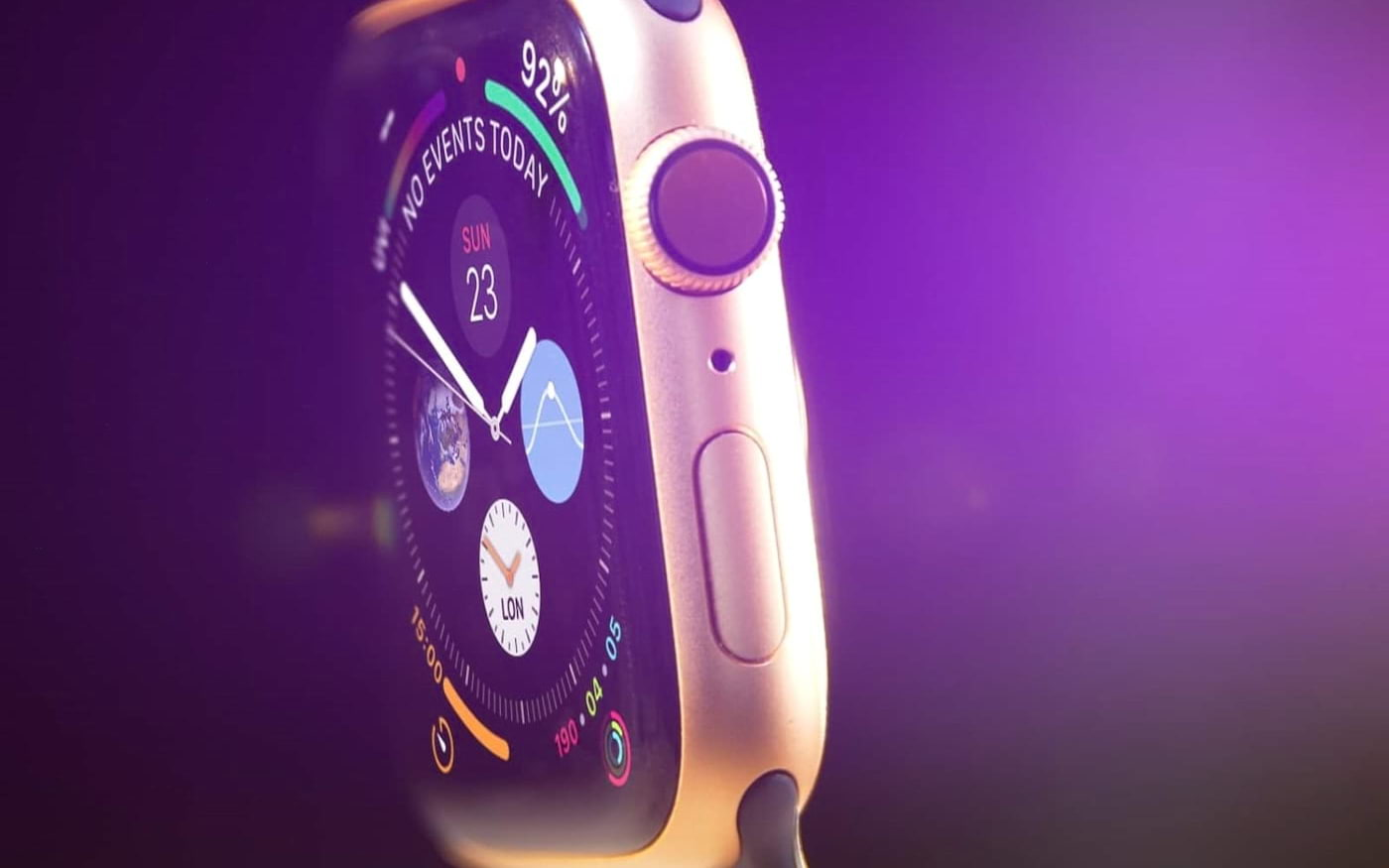Apple estaria trabalhando em um Apple Watch com uma tela microLED