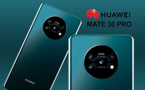 Huawei Mate 30 Pro aparece em metrô