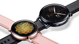 Watch Active 2 deve contar com touch bezel e bluetooth 5.0.