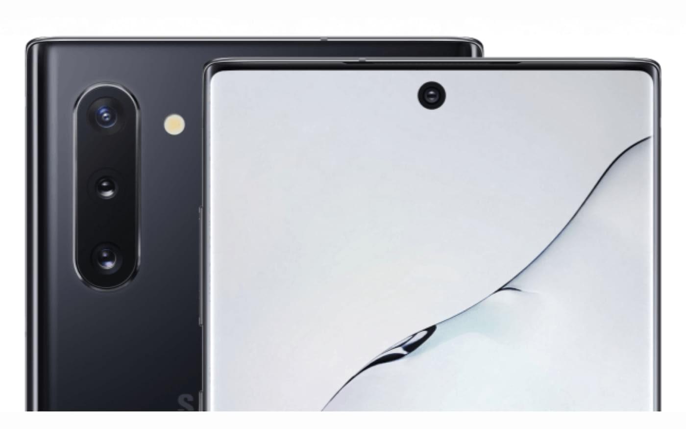 Vazam todas as especificações do Galaxy Note10 - processador Snapdragon 855+ pode ser esperado