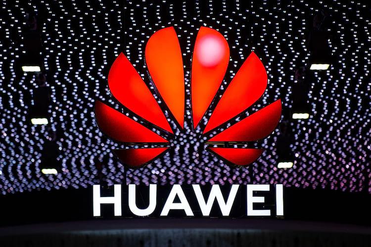 Huawei registra crescimento de receita de 30% entre janeiro e junho.