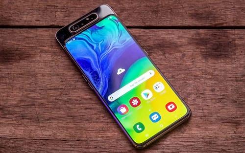 Samsung Galaxy A80, o telefone com câmera flip tem venda iniciada no Brasil por R$3.499