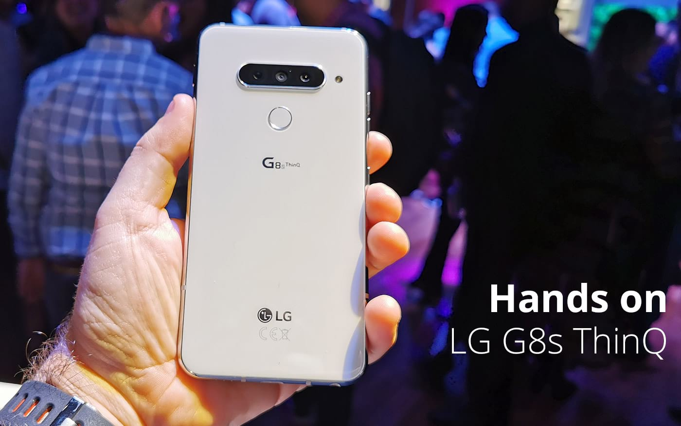 LG G8s ThinQ -  Vídeo Hands-on e primeiras impressões