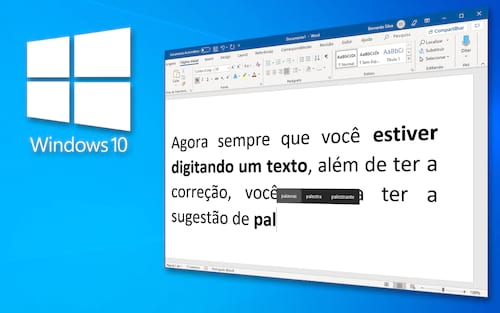 Windows 10: Veja como ativar a sugestão de palavras e correção para seu teclado