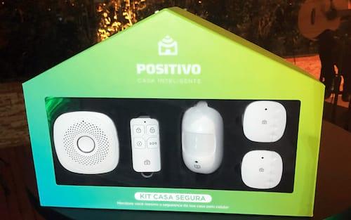 Positivo lança linha de produtos Casa Inteligente