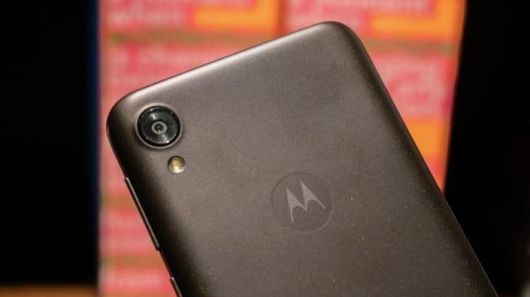 Smartphone Motorola Moto E6