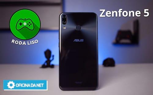 Zenfone 5 é bom para jogos? - RODA LISO