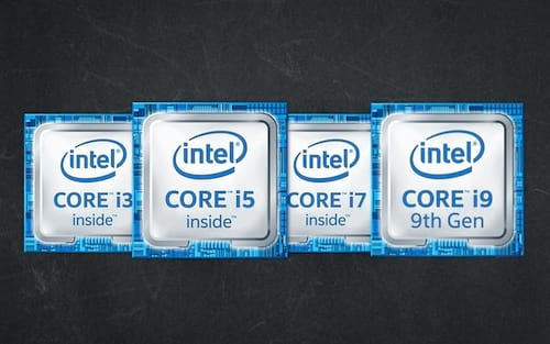 Qual a diferença entre os processadores Intel Core  i3, i5, i7 e i9?