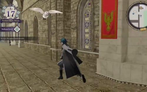 Fire Emblem: Three Houses é secretamente o melhor jogo de Harry Potter
