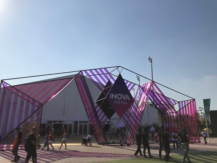 Inova Arena - Game XP 2019