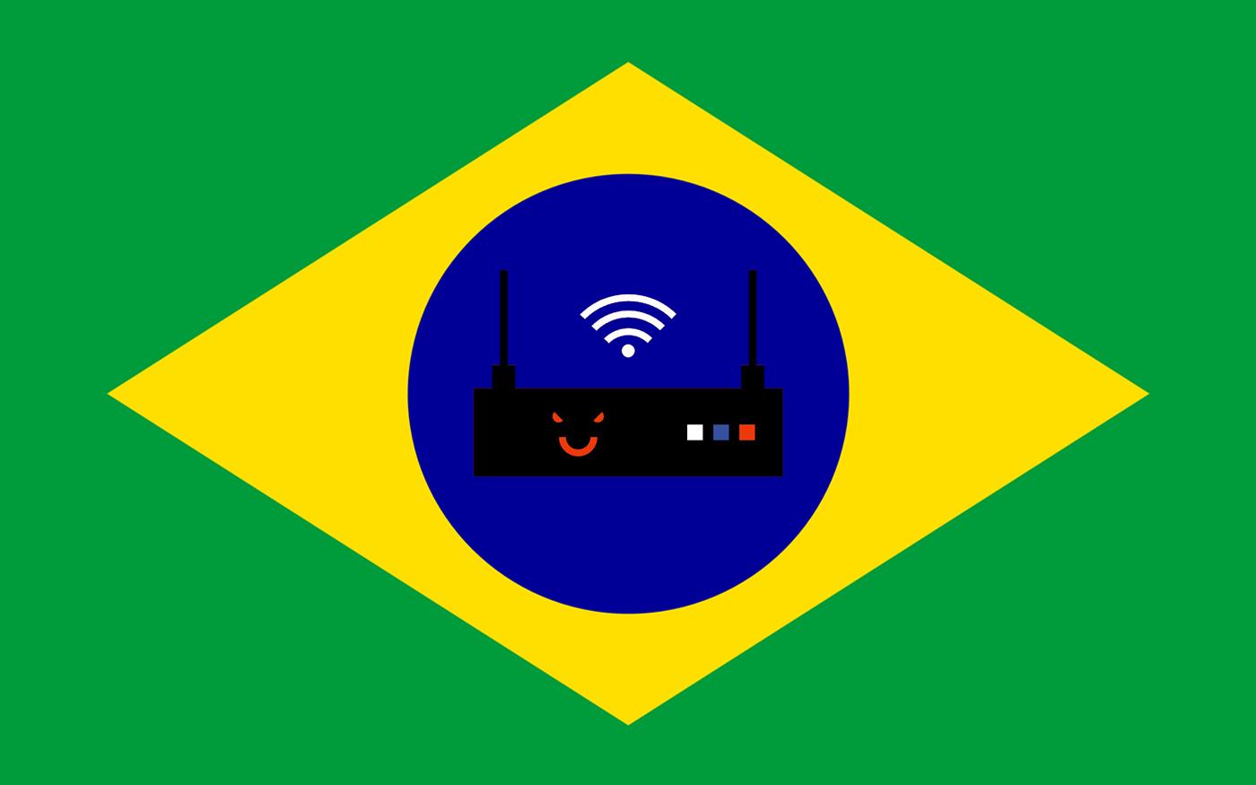 Como se prevenir do ataque hacker a roteadores que atinge só o Brasil?