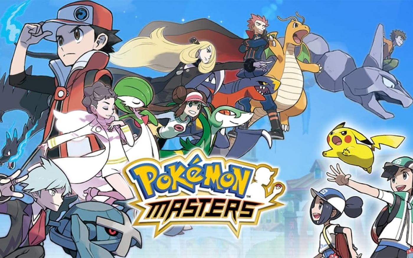 Pokémon Masters é o próximo jogo da saga, em breve para Android e iOS
