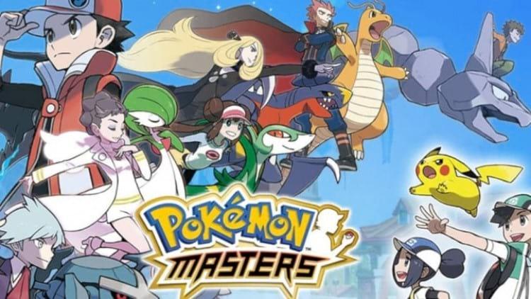 Imagem ilustrativa de Pokemon Masters