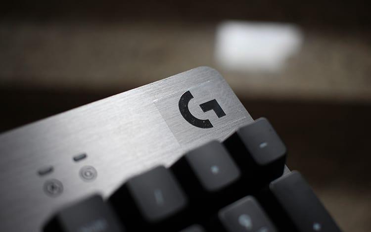 Logo da Logitech G