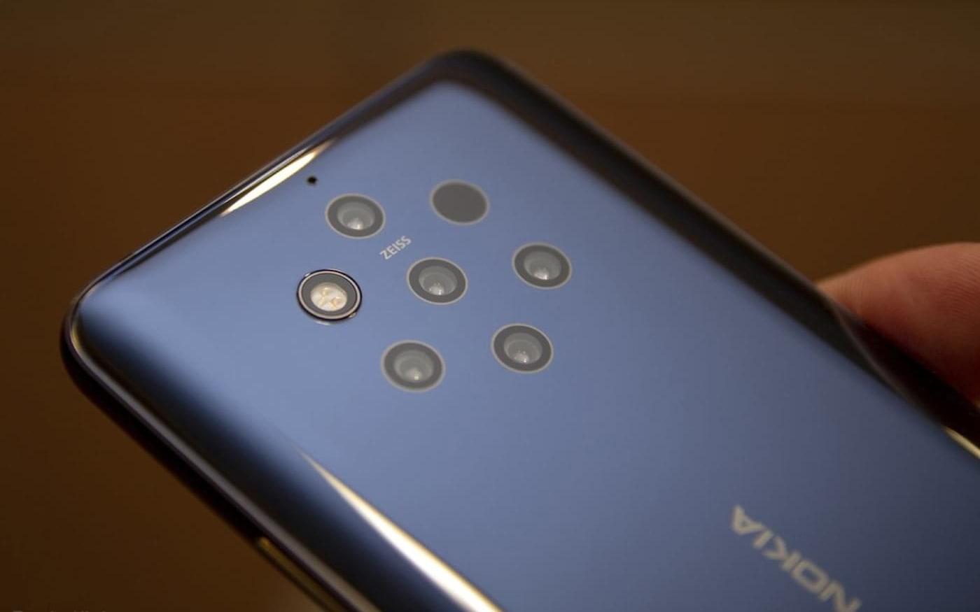 Nokia 9.1 PureView virá com o Snapdragon 855, 5G e câmera superior