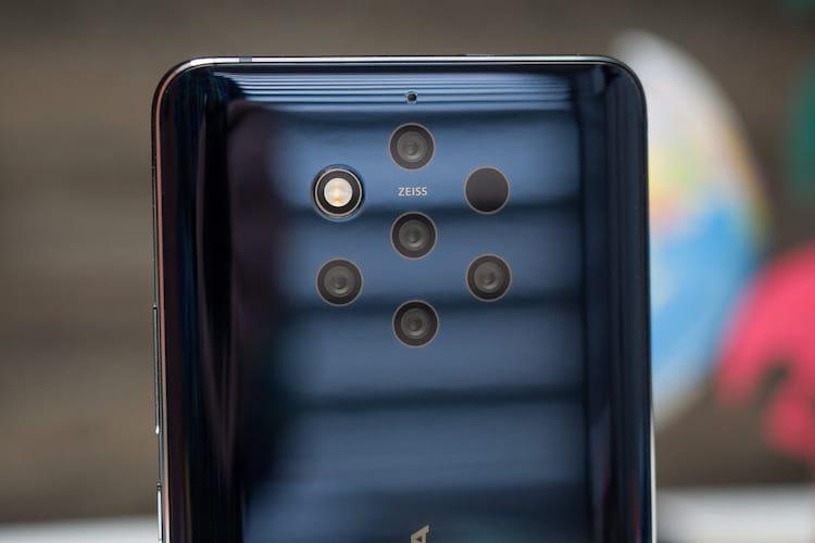 Smartphone Nokia 9 Pureview