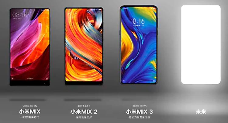Xiaomi Mi Mix 4 chega no quarto trimestre de 2019