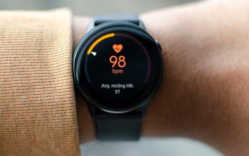 Galaxy Watch Active recebe nova atualização