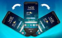 Samsung registra patente de dispositivo com telas extensíveis