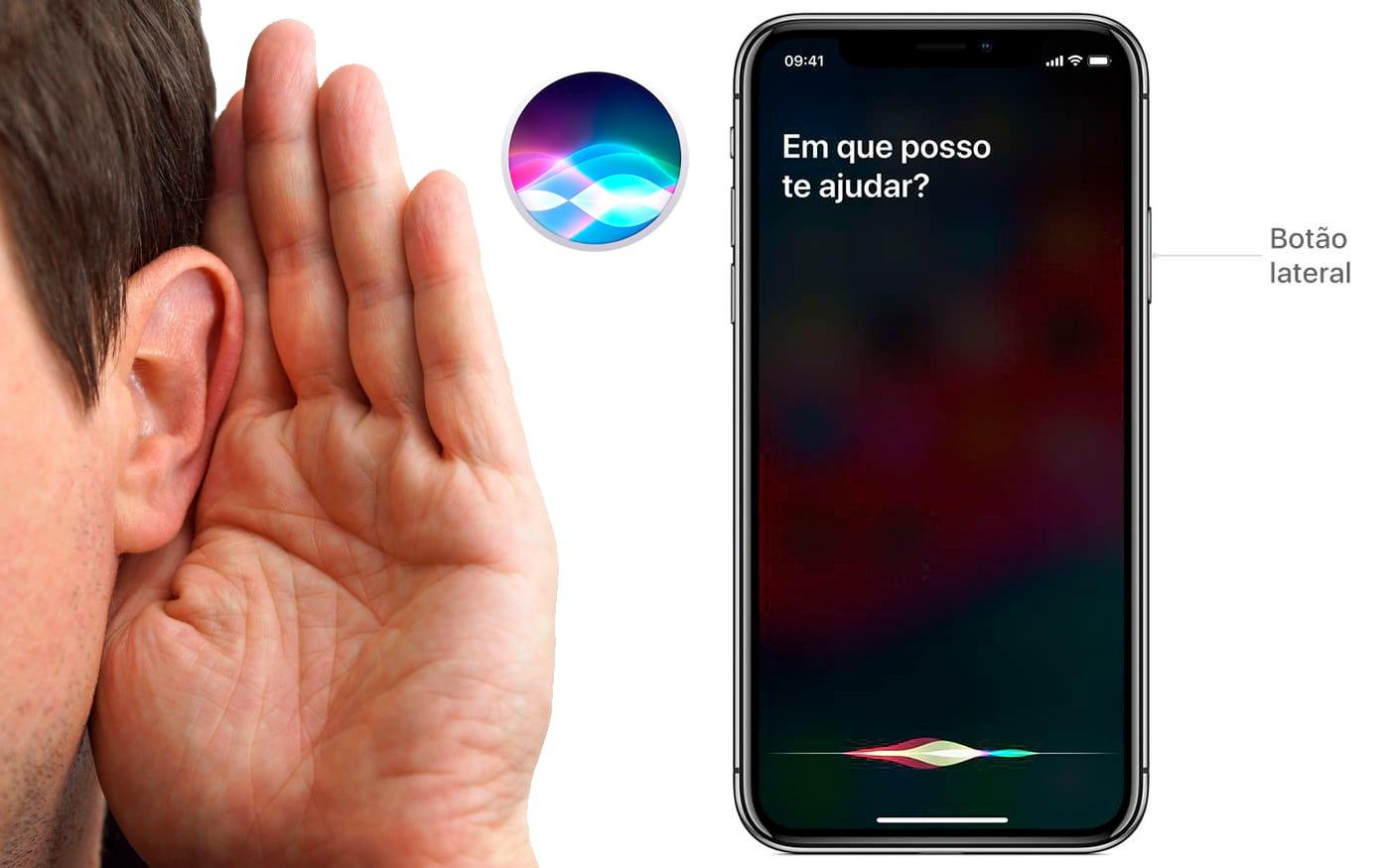 Apple admite que funcionários podem escutar o que você diz a Siri sem a sua autorização