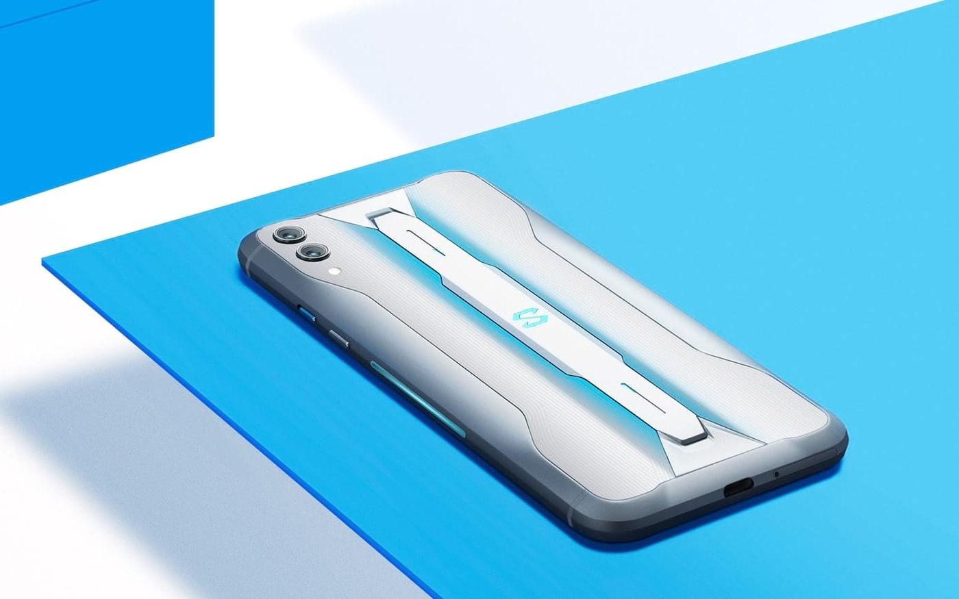 Xiaomi lançou o Black Shark 2 Pro, o melhor smartphone gamer da marca