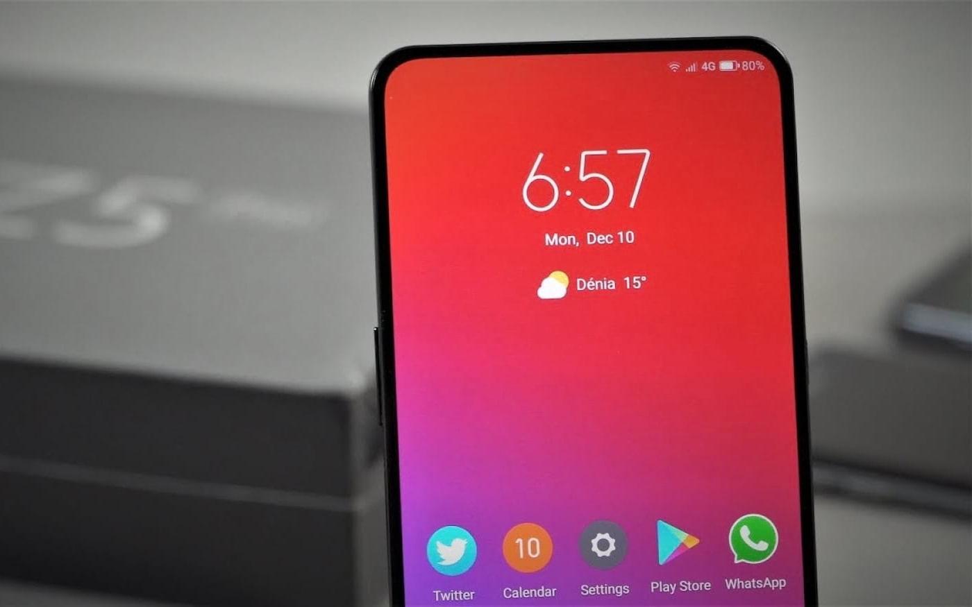 Lenovo registra patente de dois novos celulares com slide e câmera estilo Moto Z