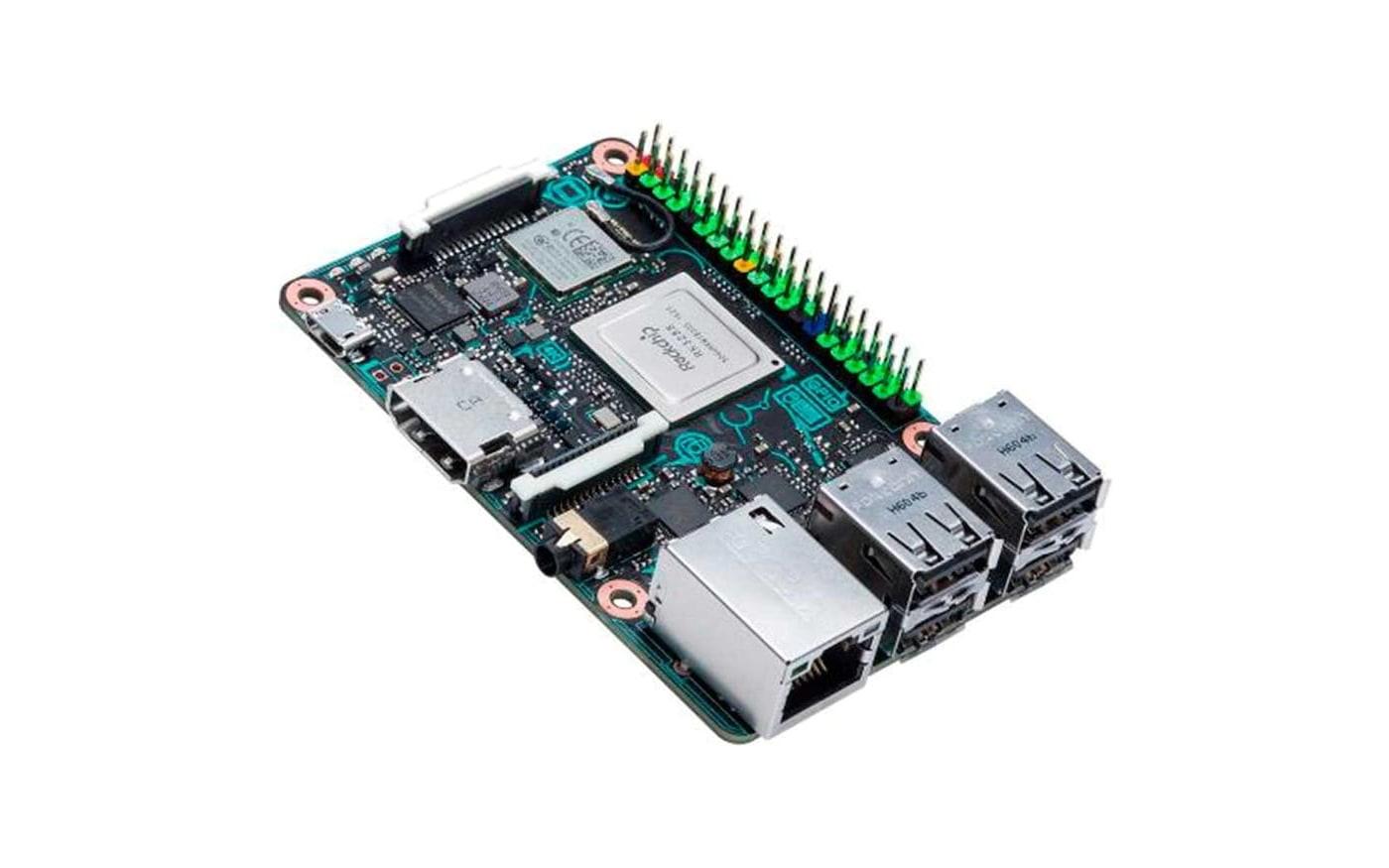 A ASUS lançou no Brasil a Tinker Board: sua Raspberry/arduino