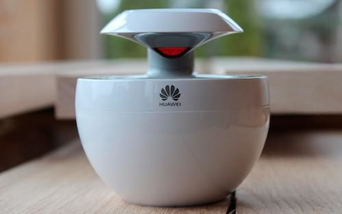Huawei trabalhava em um alto-falante inteligente com Google Assistente antes do embargo comercial