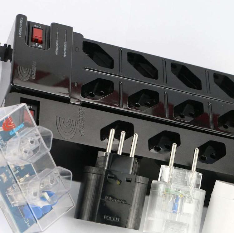 Dispositivos de Proteção contra Surtos Elétricos (DPS) Clamper
