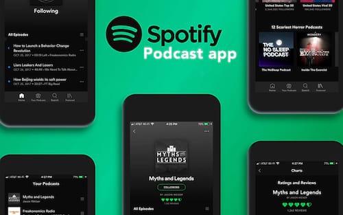 Podcast: A grande aposta do Spotify em podcasts está começando a valer a pena