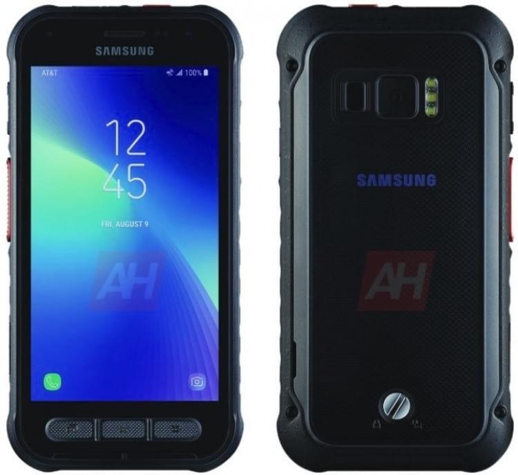 Smartphone Samsung Galaxy Active