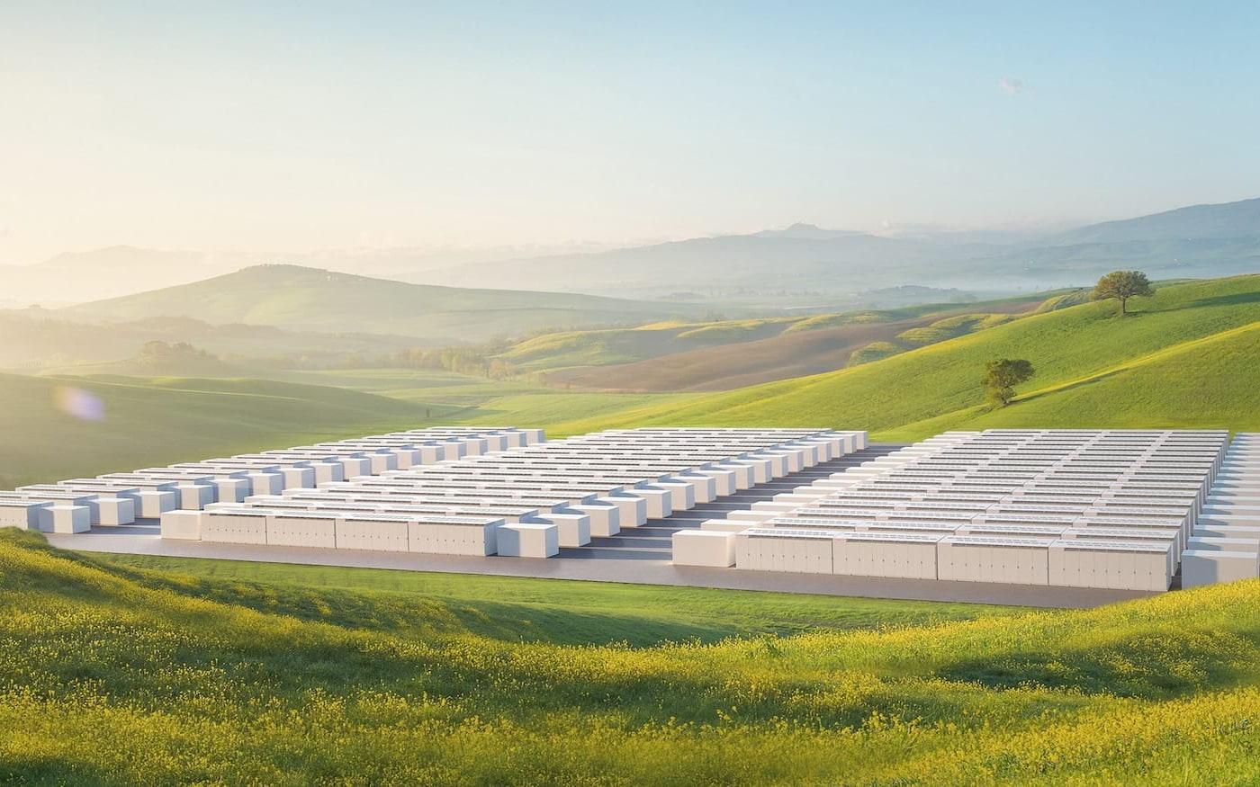 Tesla anuncia Megapack, capaz de produzir energia limpa em grande escala