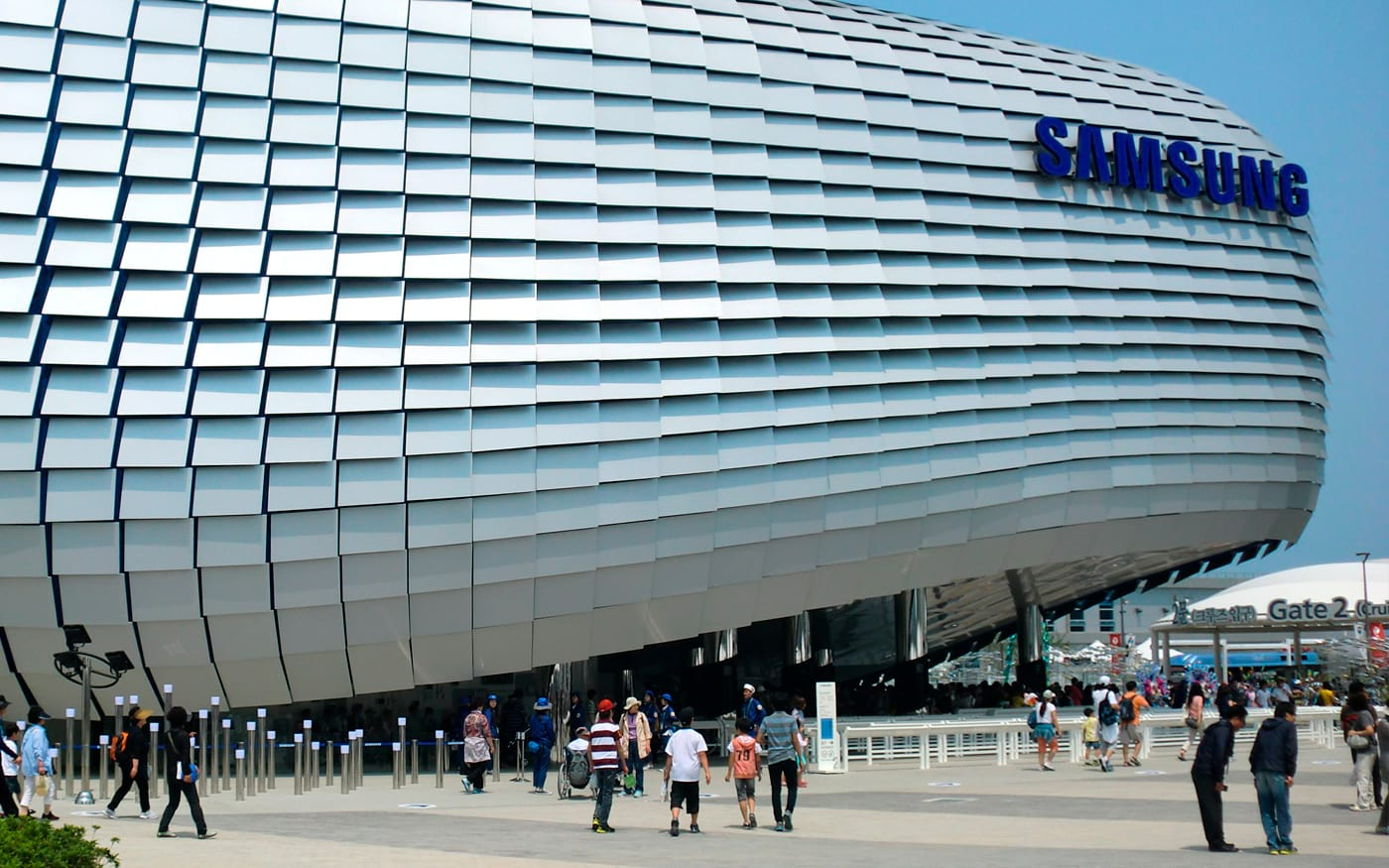 Resultados financeiros da Samsung mostram queda de 56% nos lucros