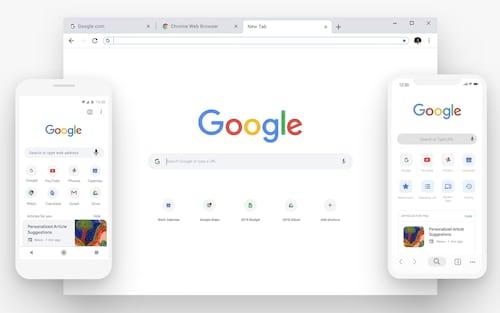 Atualização do Google Chrome traz mudanças visuais e na privacidade de usuários
