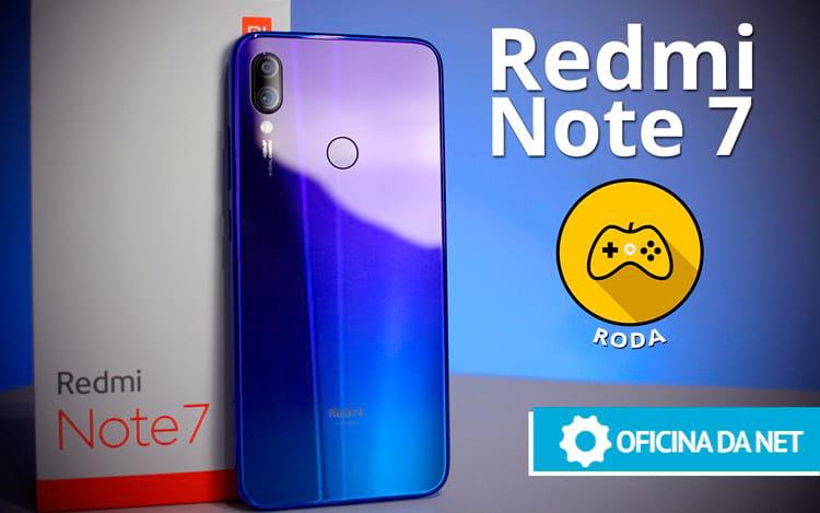 Xiaomi Redmi Note 7 - RODA