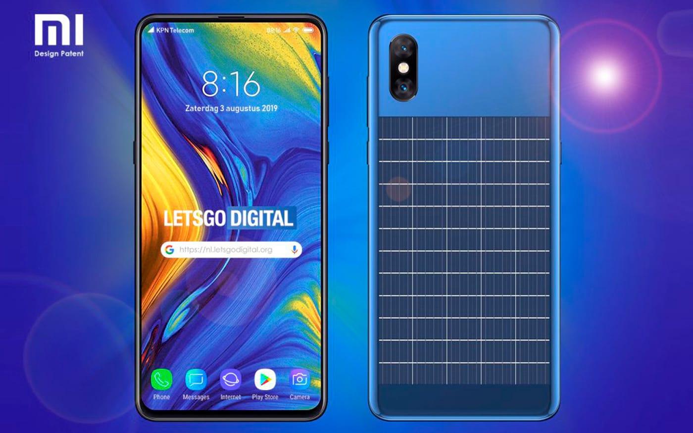 Xiaomi: Empresa registra patente de smartphone equipado com painel solar