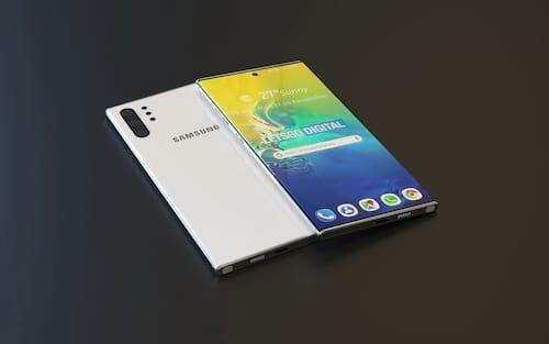 Galaxy Note10 é visto no metrô e outra imagem do Note10+ 5G vaza