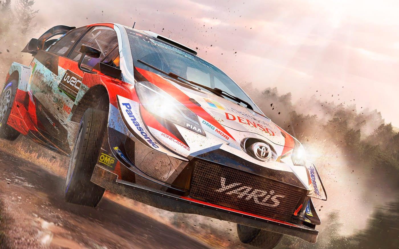 BigBen Games revela o Modo Carreira do simulador de rally WRC 8