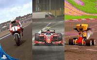 Os 10 melhores jogos de corrida para PS4