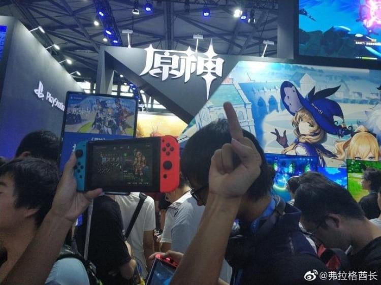 Fã de Zelda revoltado com seu Nintendo Switch
