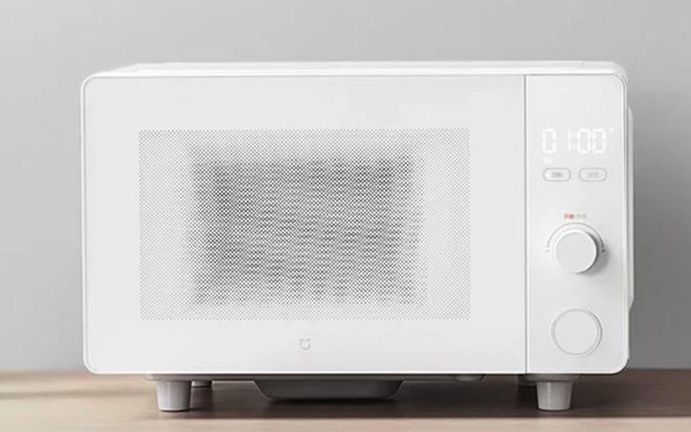 Conheça o Mijia Microwave Oven - microondas inteligente da Xiaomi que pode ser contolado por app e comando de voz